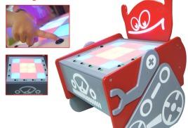 Игробот - интерактивный обучающе-игровой модуль для дошкольного образования.